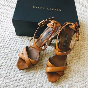 Ralph Lauren Purple Label Shoes - Ralph Lauren Collection Purple Label Calf Sandals